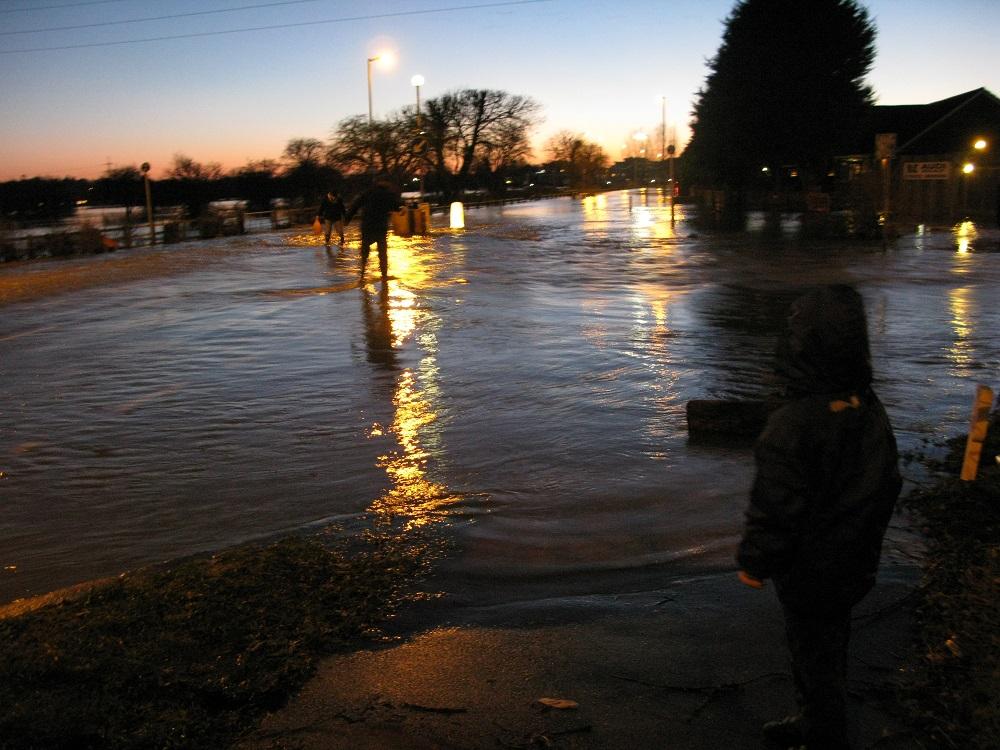 Surrey Floods 2013-2014