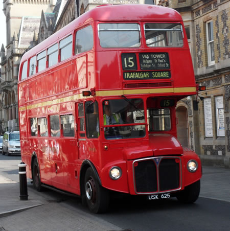 Bus Museum Moved to Weybridge